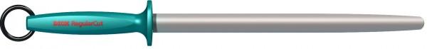 Chaira ovalada Acero RFID 30 cm