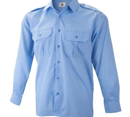 Camisa manga larga y hombreras mod. Tablas Ref. 3200