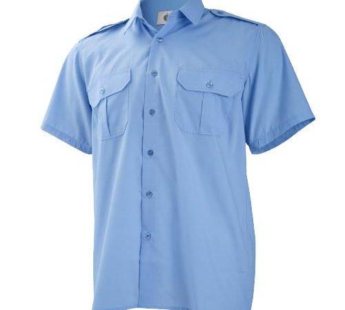 Camisa manga corta y hombreras mod. Tablas