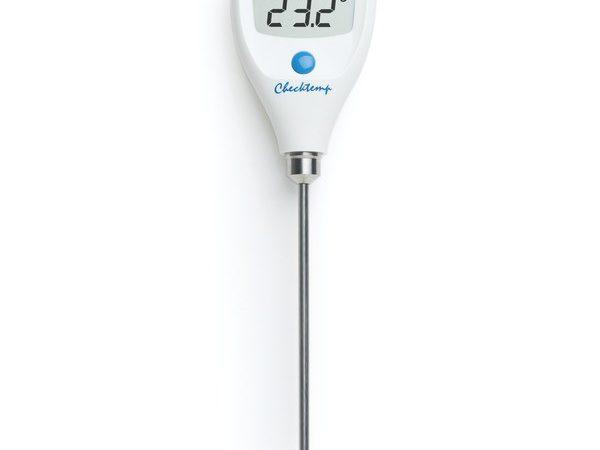 Termómetro Checktemp con sonda de penetración Ref. HI98501