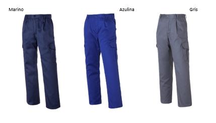 Pantalón multibolsillos algodón Ref. 1003