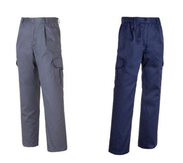 Pantalón multibolsillos mod. Montador Ref. 1073