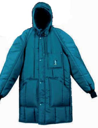Chaqueton azul congelado Ref.60A