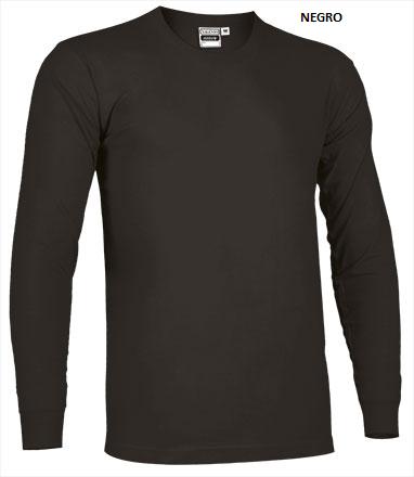 Camiseta de manga larga ARROW c/puño elástico
