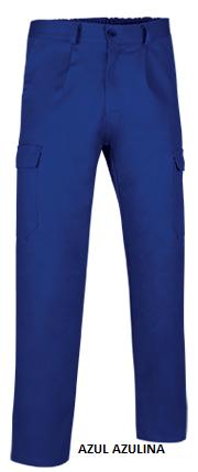 Pantalón CHISPA multibolsillos de corte clásico
