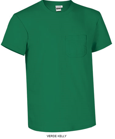 Camiseta EAGLE de manga corta c/bolsillo