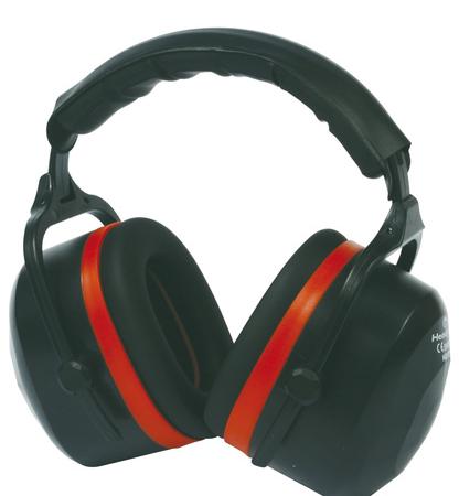 Orejeras anti ruido confort plegable Ref.HG107PNR