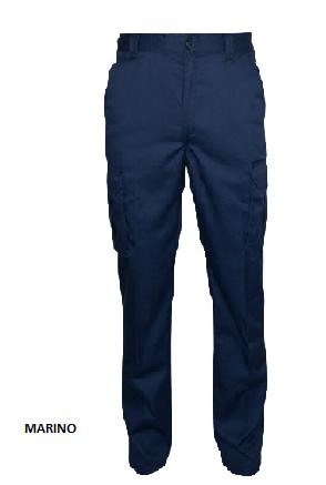 Pantalón multibolsillos KANSAS