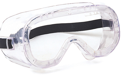 Gafas protectoras de policarbonato anti vaho. Ref. EVARIO
